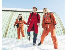 GeekGirlMeetup 2013 Enter.Space (Henna Metsis, Linda Sandberg, Ebba Kirkegaard)