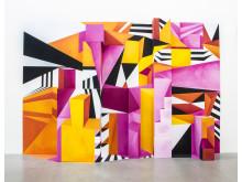 Emma Brålander: Colour, illusion and composition