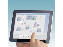 Drifts- og overvågningsopgaver er nu mulige på mobile enheder takket være visualiserings-app