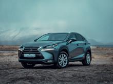 Bruktbilspesial: Lexus