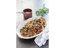 Ris av kikärtor med tomat och champinjoner receptbild (2)