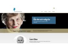 Ny hemsida Ragnar Söderbergs stiftelse