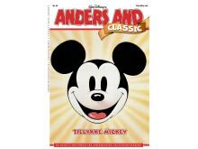 Forsiden af Anders And Classic nr. 24, der udkommer den 15. november