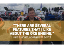 Mike Blocher, North River Boats