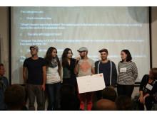 Hack för maten, vinnare 2014Störst affärsmässig potential