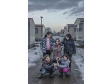 """Bild ur """"Nu bor jag på en camping"""" av Jasminj Kooijman"""