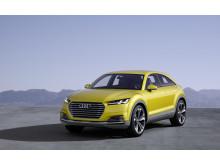 Audi TT offraod