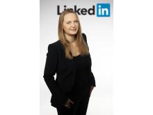 Alexandra Kolleth, Geschäftsleitung LinkedIn Deutschland, Österreich, Schweiz