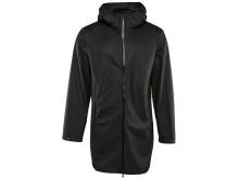 Everest U Rain LW Lng Coat_Black