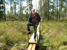 Mats Jonasson, stig- och brobyggare, Trollstigen