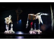 Cirkus Cirkör - Knitted Piece - Aino Ihanainen, Quim Giron