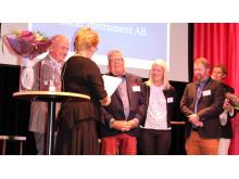 Göteborgs Companipris 2014