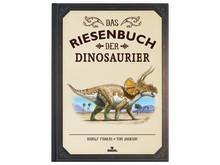 Das Riesenbuch der Dinosaurier - Cover