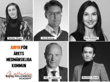 Juryn för Årets medmänskliga kommun