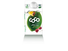 Dr. Martins Coco Juice ananas og acerola økol 500 ml