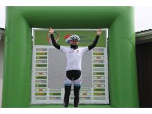 Miriam Bjørnsrud leder U23-konkurransen etter to ritt