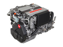 Hi-res image - YANMAR - YANMAR 4LV Series of common rail engines (left side front)