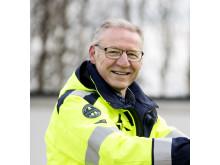 Jan Rönnkvist, projektledare på Vatten och avlopp.