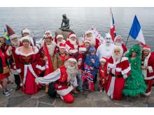 Julemændenes Verdenskongres 2017  - dag 1