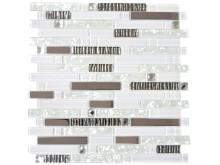 Mosaik Eventyr Den Standhaftige Tinsoldat  Hvid 30x30, 898 kr. M2.