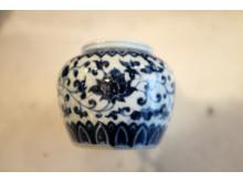Kejserlig blåvit urna, Xuande märke och period (1424-36).