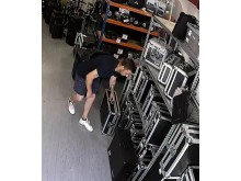 Suspect at shop