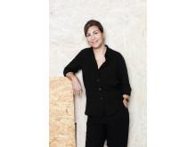 Sara Sigfridsson, arkitekt och delägare hos Wester+Elsner arkitekter