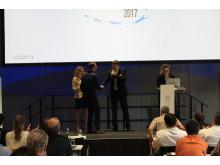 Preisverleihung CRM Award 2017