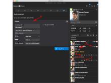 Nya funktioner i Weblink Communicator/Softphone