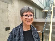 """Kerstin Olsson, projektledare för """"Digitalt först med användaren i fokus""""."""