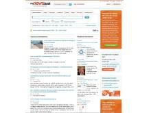 The news exchange site