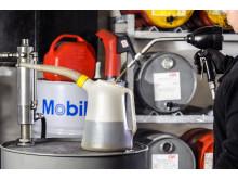 Hos Holbæk Kommune bruger man smøremidler fra Mobil, som OK er distributør af i Danmark