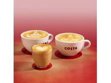 Costa Coffee Winter Roast Shimmer Coffee