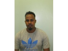 Convicted of GBH: Abdi Wahab Mohammed