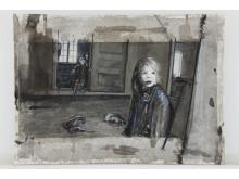Knutte Wester, verk ur filmen Horungen (2012-2106)
