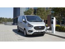2019 Ford Transit Plug-In Hybrid (PHEV)