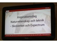 Inspirationsdag Naturvetenskap och Teknik