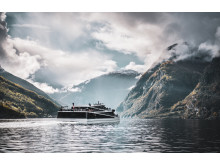 Nyskapende skipsdesign møter nyskapende musikk med ISÁK på Future of The Fjords