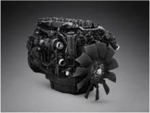 Scania 13-Liter-Motor