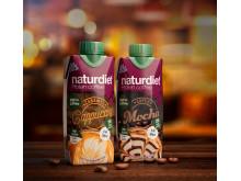 Naturdiet Protein Coffee Shakes