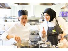 Gastronomistudenter
