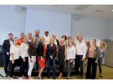 Nätverket mot människohandel på Arlanda