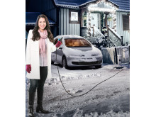 Eberspächer Plugtronic ny eldriven parkeringsvärmare för 230 V – varm kupé – ingen isskrapning – rutorna är redan avfrostade