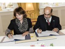 FAO skriver unikt avtal med We Effect