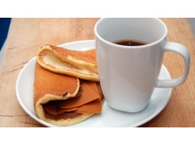 Kaffe + svele = sant