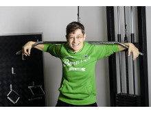 Britta Pelters i gymmet - 20161020 - joachimbrink - 006