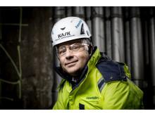 Mats Johansson, koncernchef och vd Assemblin
