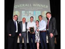 England's Best Steak Pie 2015 - Overall Winner - Dunkleys for Whitbread