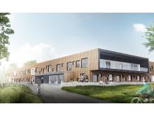 Bardufoss Viderergående skole