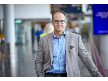 Jonas Abrahamsson, Swedavias vd och koncernchef